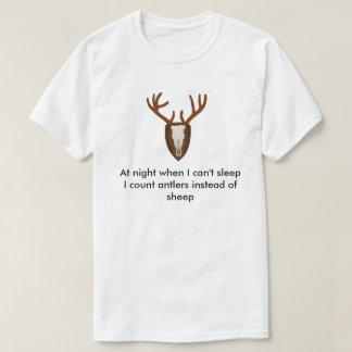 deer antler shirt