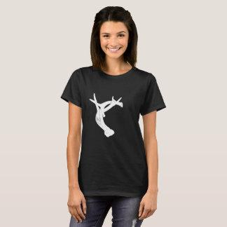 Deer antlers. T-Shirt