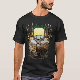 Deer art T-Shirt