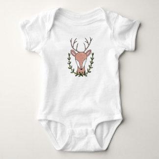 Deer Baby Clothing Cute Deer Baby Shower Gift Baby Bodysuit
