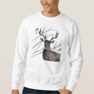 Deer Basic Sweatshirt