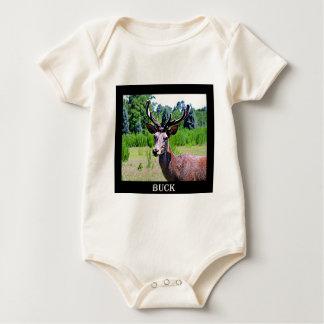 Deer (BUCK) Baby Bodysuit