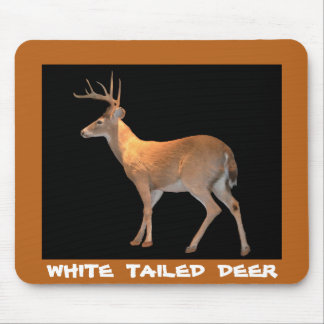 Deer (Buck) White-Tailed Mouse Pad