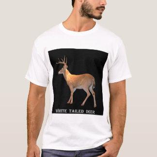 Deer (Buck) White-Tailed T-Shirt