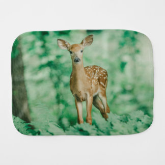Deer Burp Cloth
