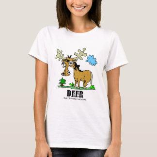 Deer by Lorenzo © 2018 Lorenzo Traverso T-Shirt