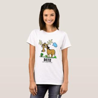 Deer by Lorenzo Women's T-Shirt
