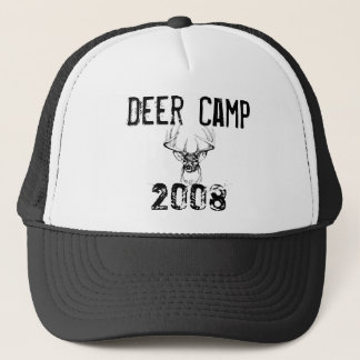 Deer Camp 2008 Trucker Hat