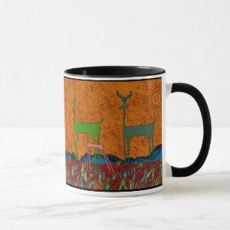 Deer Clan Mug