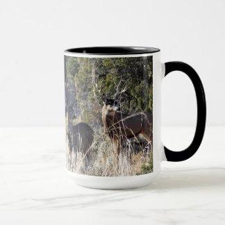 DEER COFFEE CUP