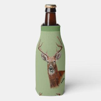 Deer cozy 2 bottle cooler