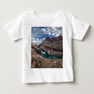 Deer Creek at Colorado River - Grand Canyon Baby T-Shirt