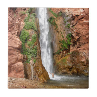 Deer Creek Falls - Grand Canyon - Waterfall Tile