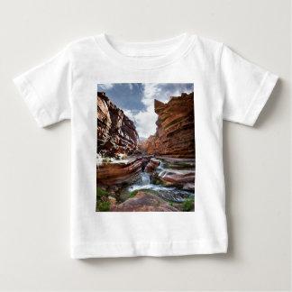 Deer Creek Narrows Waterfalls - Grand Canyon Baby T-Shirt
