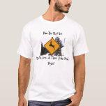 Deer Crossing T-Shirt