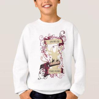deer crown our is the fury sweatshirt