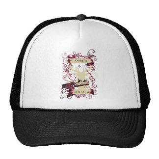deer crown our is the fury trucker hat