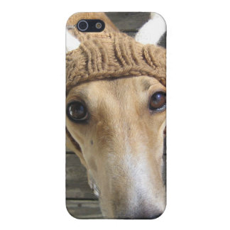 Deer dog - cute dog - whippet cover for iPhone 5/5S