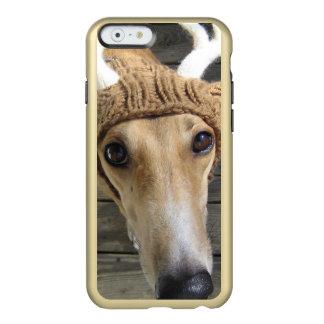 Deer dog - cute dog - whippet incipio feather® shine iPhone 6 case