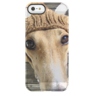Deer dog - cute dog - whippet permafrost® iPhone SE/5/5s case