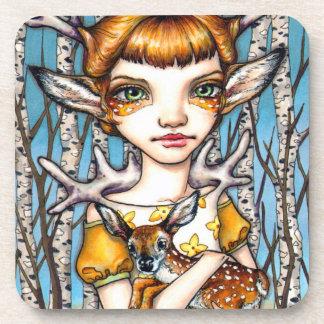 Deer Dorothy Coaster