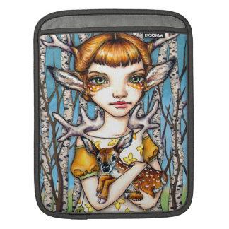Deer Dorothy iPad Sleeve