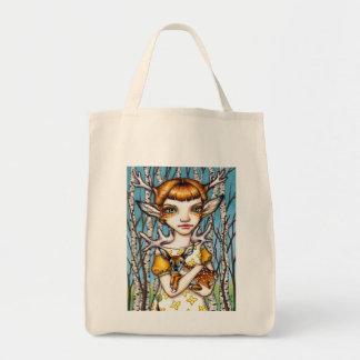 Deer Dorothy Tote Bag