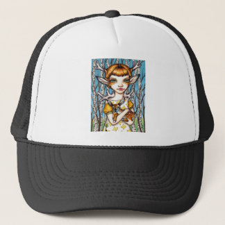 Deer Dorothy Trucker Hat