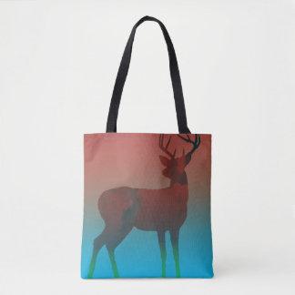Deer Dreaming Tote Bag