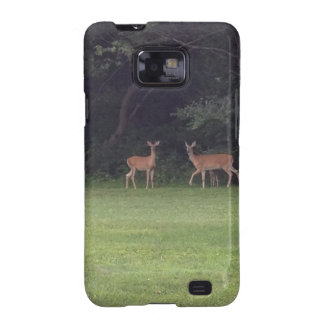 Deer Family Galaxy SII Cases