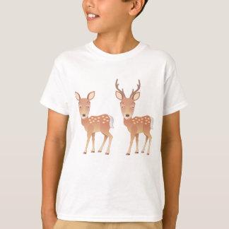 Deer Family T-Shirt