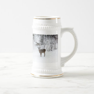 Deer-Father's day 18 Oz Beer Stein