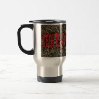 Deer Fear Me Travel Mug
