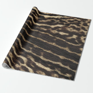 Deer fur pattern wrapping paper