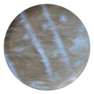 Deer Fur Plate