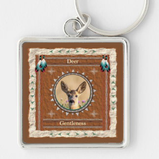 Deer -Gentleness- Key Chain