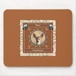 Deer -Gentleness- Mousepad