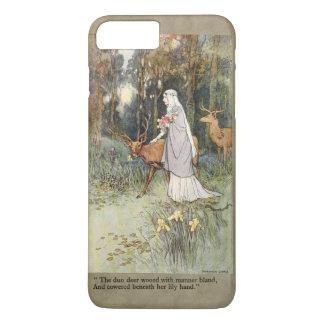 Deer goddess iPhone 7 plus case