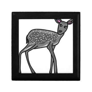 Deer Grey Gift Box