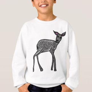 Deer Grey Sweatshirt