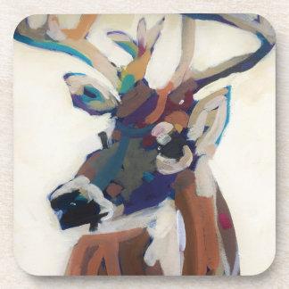 Deer Head Coaster