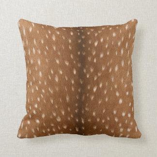 Deer Hide // Throw Pillow