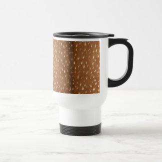 Deer Hide // Travel Mug