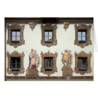 Deer House (Hirschenhaus) in Berchtesgaden Card