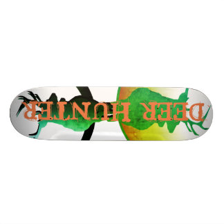 DEER HUNTER (GREEN) SKATE DECKS