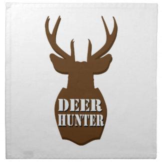 Deer Hunter Printed Napkin