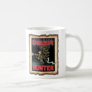 DEER HUNTER w EVERYTHING  200 Coffee Mug