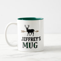 Deer Hunting Bow Hunter Personalized Gift