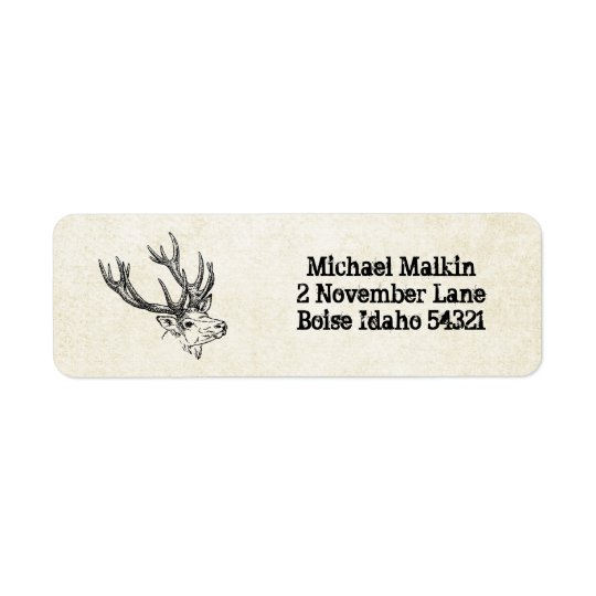 Deer Hunting Custom Personalized