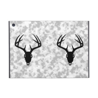 Deer Hunting - Deer Skull Silhouette Case For iPad Mini